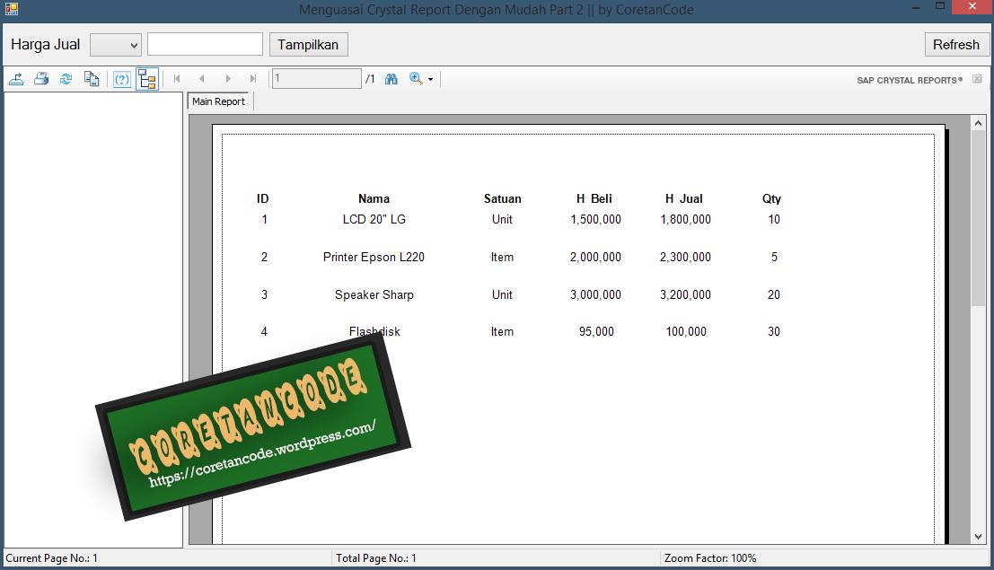 Contoh Program Kasir Dengan Php Code Tester Staffbetter